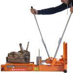 Forest Master DUO10T Fendeuse de bûche verticale/horizontale